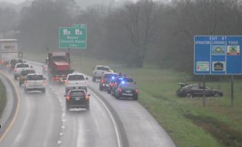 Morning Accident on I-10 | AcadiaParishToday com | Crowley