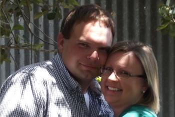 Brandon Joseph Frey and Lacey Denaye Bertrand