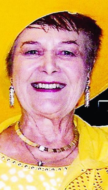 2013 honoree Helen Garrett